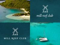 Mill Reef Club Branding