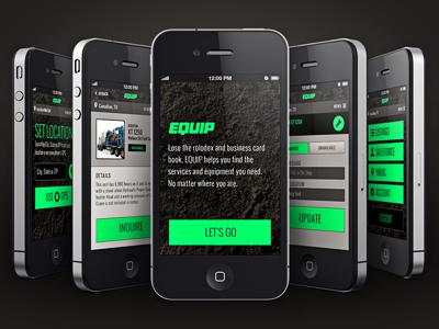 EQUIP iPhones