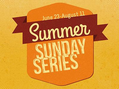 Summer Series Postcard