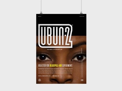 The UBUN-2 Psychology Lab identity visual