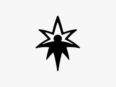 Lost in America Logo illustration brand simple branding identity logo graphics design