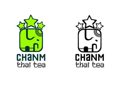 Chanm thaitea_Logo