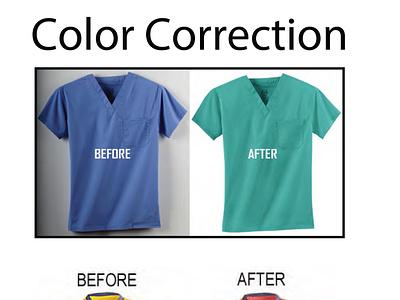 Photoshop Color Corrections