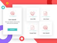 Zoho Survey Integration