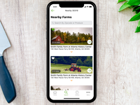 farmr - Nearby Farms