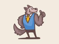 Mascot Vučko
