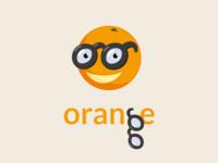 Orange Logotype