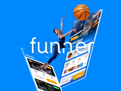 Funner: Event screen