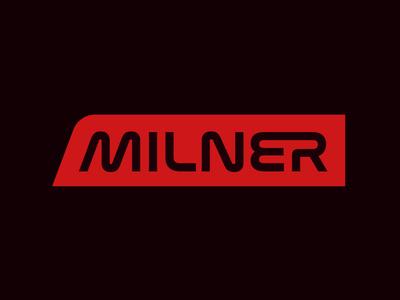 Milner ui graphic design brand vector design 2d business illustration illustrator concept logo branding