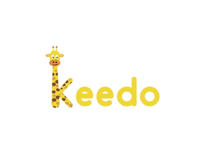 Keedo - logo for kids designer clothes