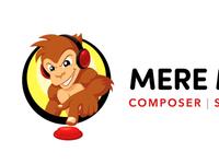 Mere monkey logo