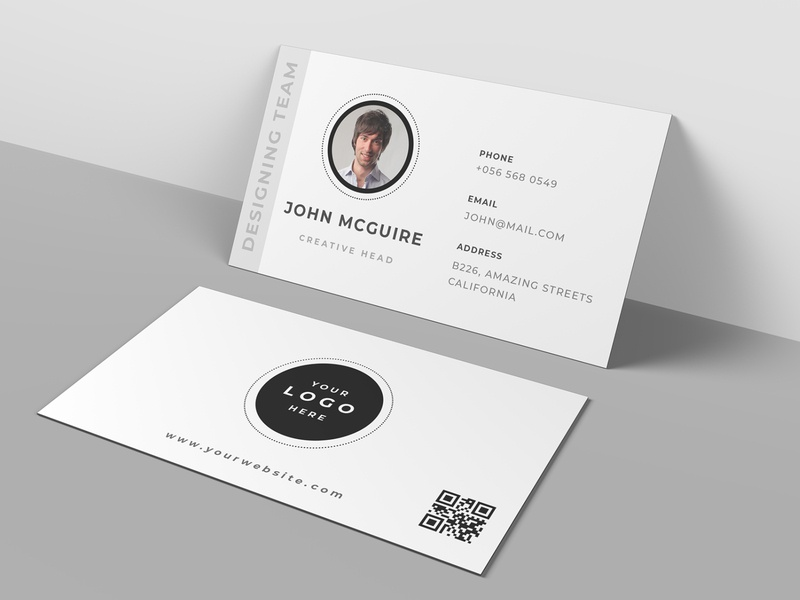 Business card mockup smart object identity high resolution brand mockup visiting card business card