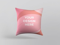 Pillow mockup mockup smart object identity high resolution brand cusion pillow cusion mockup