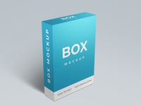 box mockup smart object identity high resolution brand box mockup rectangle box mockup