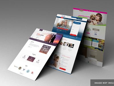 Website mockup template website web mockup mockup website mockup