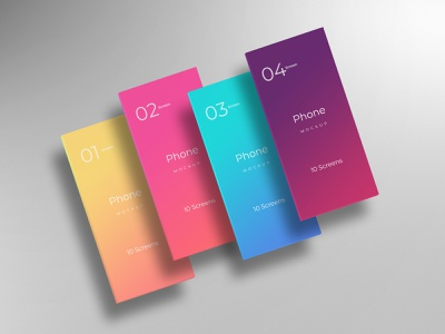 Mobile app screens mockup template smart object identity high resolution brand app app screen mockup mockup app mockup