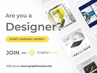 Join Graphicarena