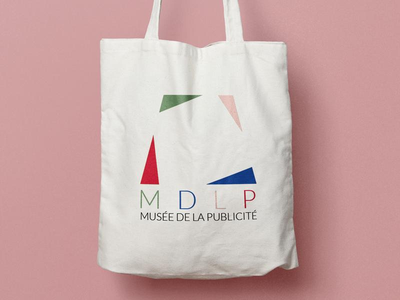 MDLP Logo identity logo branding design