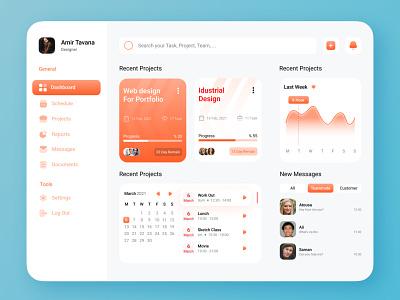 Dashboard - Management App manager app tablet app dashboard design app design ux  ui figma dashboard app dashboard ui dashboard ux design daily ui challenge ui design ui adobe xd