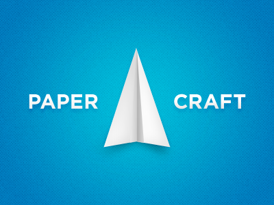 Paper Craft fold paper gradient origami type texture pattern