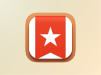 [.Sketch] Wunderlist Icon