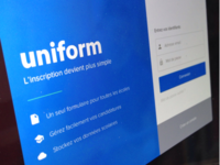 Uniform - Login