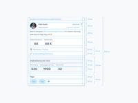 Agorapulse — User's Spacing