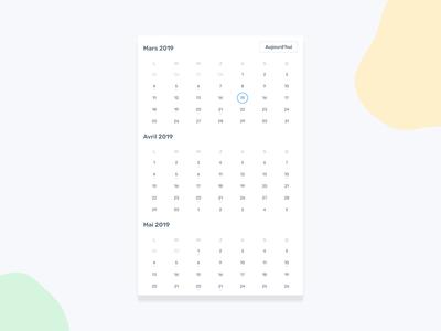 Agorapulse — Create a post Calendar figma principle crm agorapulse preview ux interaction ui calendar design calendar