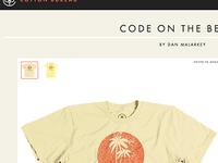 Cotton Bureau Shirt