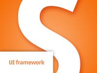 Schema UI Framework. Built with LESS.