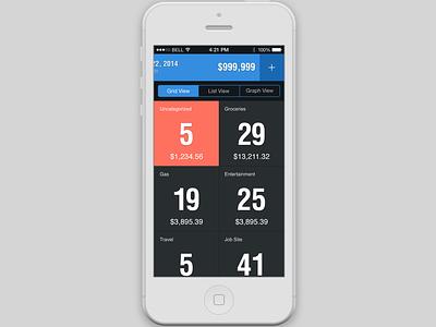 Add New Category feature23 ui design ux design interface design app ios iphone mobile native