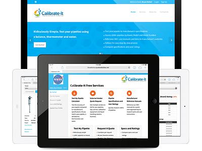 Calibrate-It feature23 ui design ux design interface design app ios iphone mobile native software