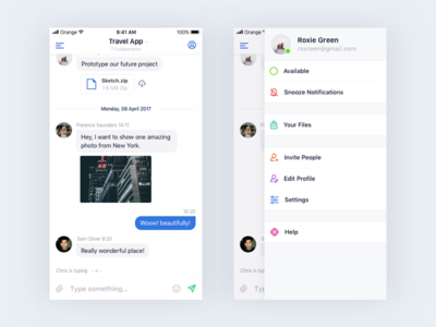 Instant Messaging App
