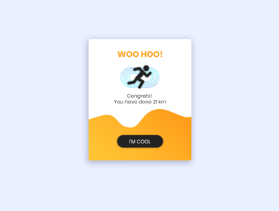 Pop-Up / Overlay. Daily UI Challenge (Day 016)