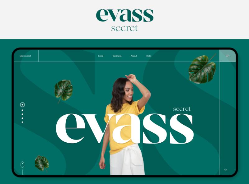 Evass Secret Logo