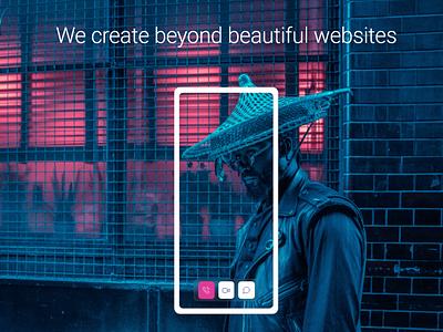 Beyond beautiful - Circlebrand circlebrand website website design web design webdesign graphic design graphic design illustration branding
