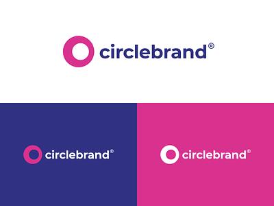 Circlebrand - Logo graphic design logo design logo branding