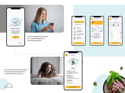 Restaurant app design mobile app design mobile app mobile food delivery app food delivery food app app design app