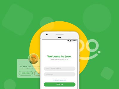 Loyalty App (Merchant) work mobile app design ux ui