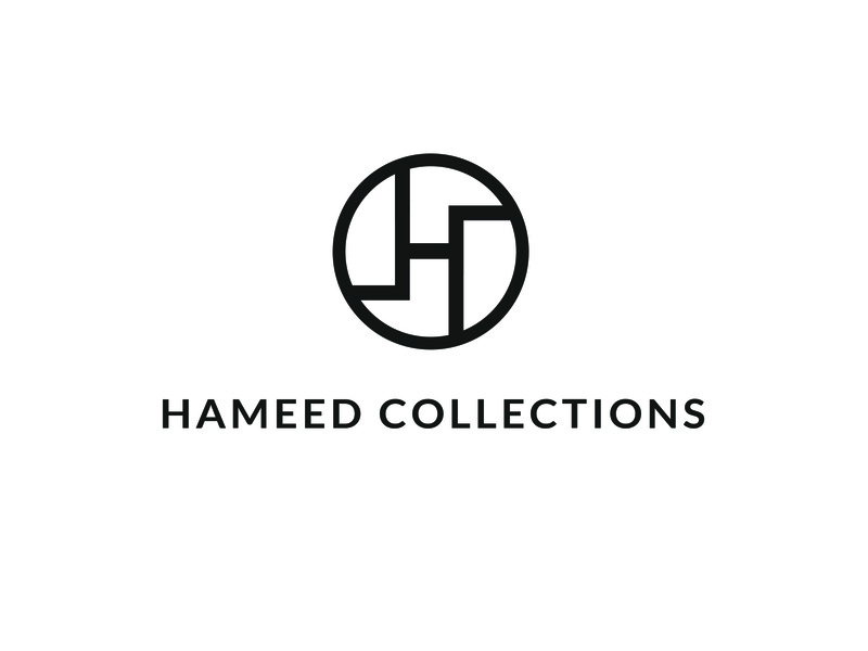 "Logo Design for ""Hameed Collections"" clothing brand brand identity designer brand identity branding brand and identity brand identity design brand logos logodesign logotype logo design logo brand logo design branding branding design promotional design modern design brand identity print design graphic design concept brand design"