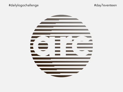 #dlc Geometric Logo - Arc, Day 17