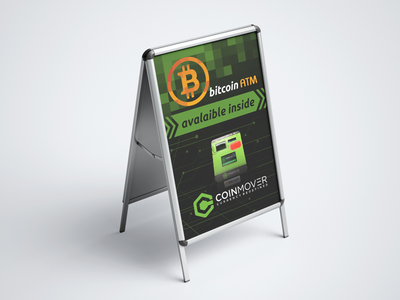 Display board design for Coinmover