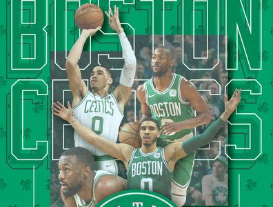 NBA #DynamicDuo - Boston Celtics 19/20