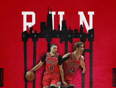 NBA #DynamicDuo - Chicago Bulls 19/20