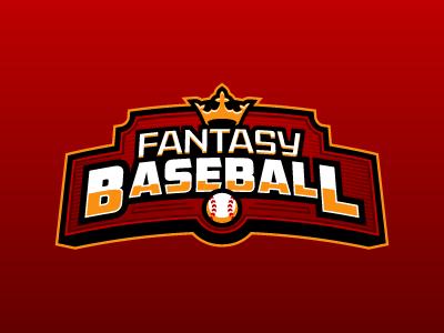 Fantasy Baseball mlb baseball fantasy daily fantasy sports sports logos logos sports sports design dfs