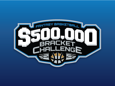 Bracket Challenge basketball nba fantasy daily fantasy sports sports logos logos sports sports design dfs