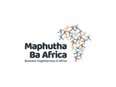 Maphutha Ba Africa - Logo Design african people africa african colours logo designers agent orange design african brands african continent african logo