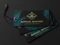 Raphaël Mukendi - Logo Design Concept