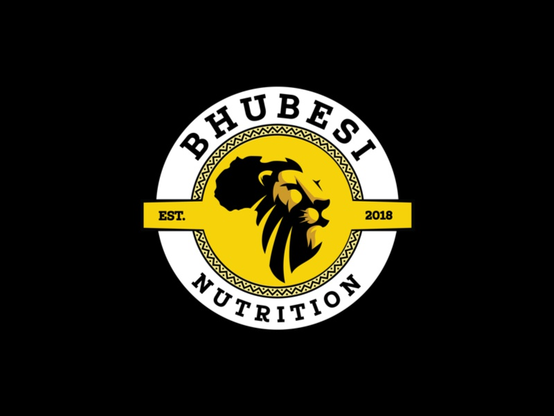 bhubesi nutrition logo design by agent orange design dribbble