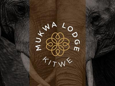 Mukwa Lodge, Kitwe - Logo Design logo designers agent orange design minimalist logo brown branding african brands seeds hospitality lodge logo african logo african brand seed logo mukwa seed mukwa lodge